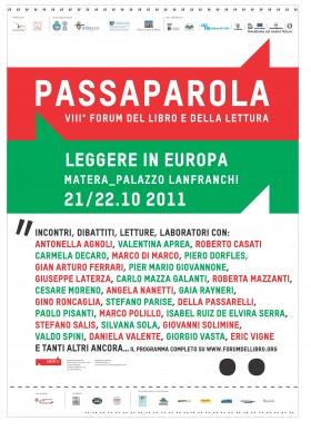 Forum Matera 2011